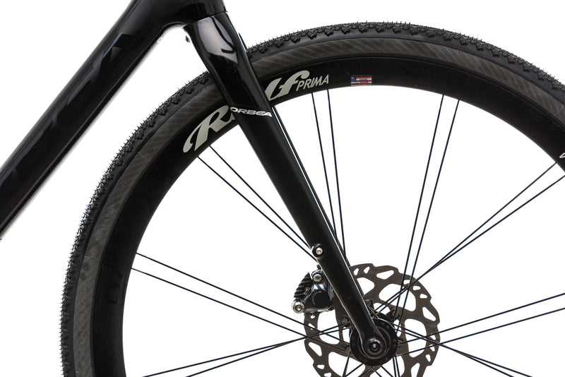 Orbea Terra M20-D Gravel Bike - 2019, Medium front wheel