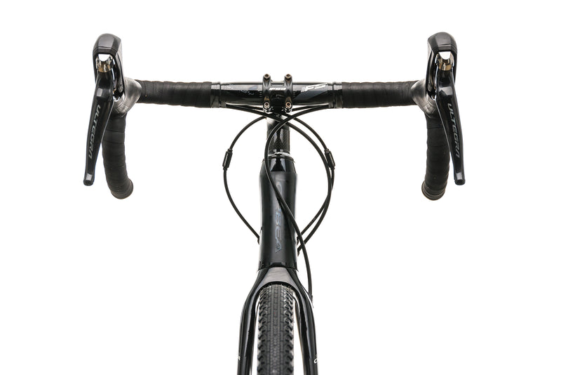 Orbea Terra M20-D Gravel Bike - 2019, Medium cockpit