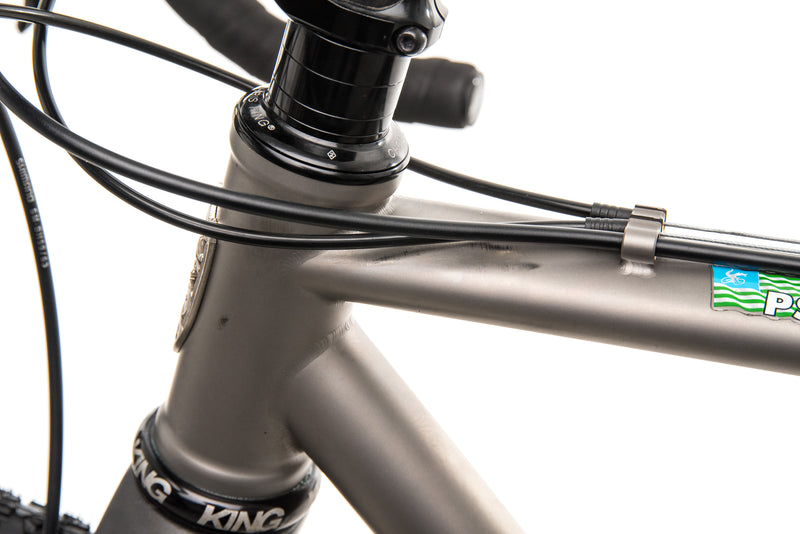 Moots Psychlo X RSL Custom Cyclocross Bike - 2014, 54cm detail 3