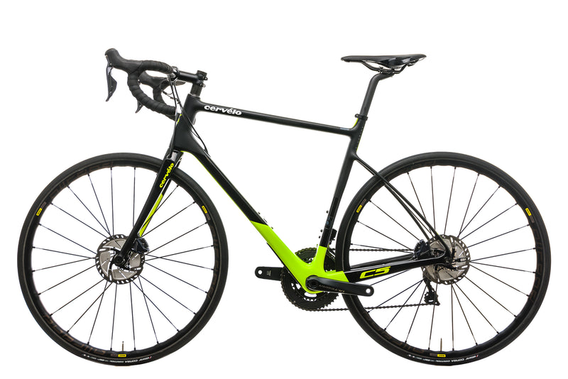Cervelo C5 Ultegra Di2 Road Bike - 2018, 56cm non-drive side