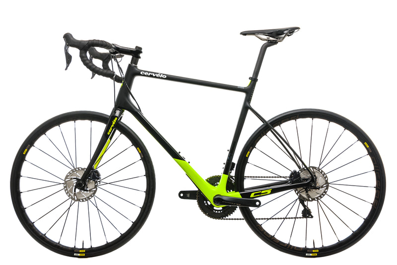 Cervelo C5 Disc Road Bike - 2018, 58cm non-drive side