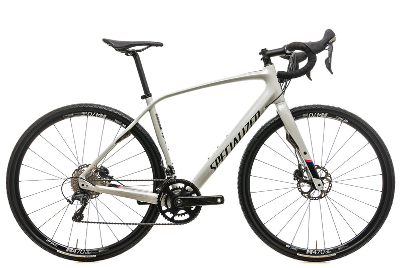 Specialized Diverge Expert Gravel Bike - 2017, 56cm drive side