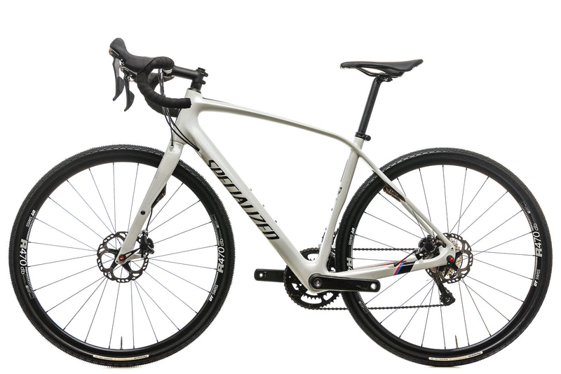 Specialized Diverge Expert Gravel Bike - 2017, 56cm non-drive side