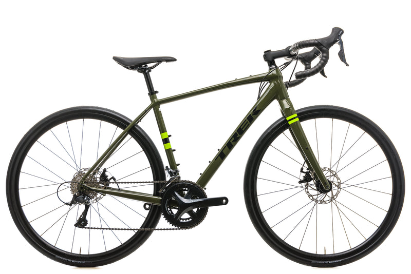 Trek Checkpoint AL 3 Gravel Bike - 2020, 54cm drive side