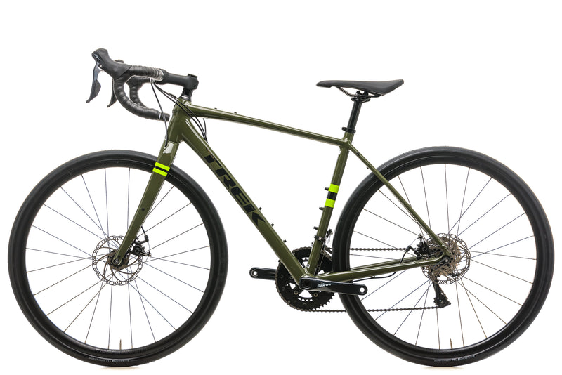 Trek Checkpoint AL 3 Gravel Bike - 2020, 54cm non-drive side