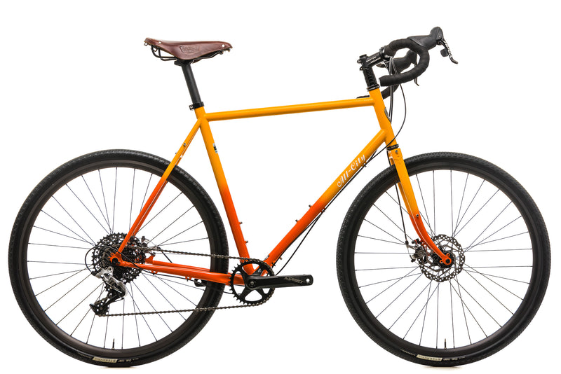 All-City Gorilla Monsoon Cyclocross Bike - 2018, 58cm drive side