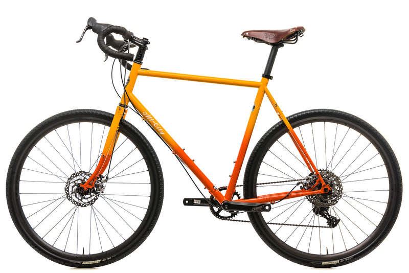 All-City Gorilla Monsoon Cyclocross Bike - 2018, 58cm non-drive side
