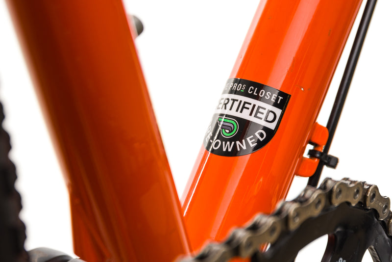 All-City Gorilla Monsoon Cyclocross Bike - 2018, 58cm sticker