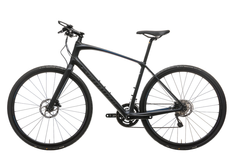 Specialized  Sirrus Expert Carbon Hybrid Bike - 2019, Medium non-drive side