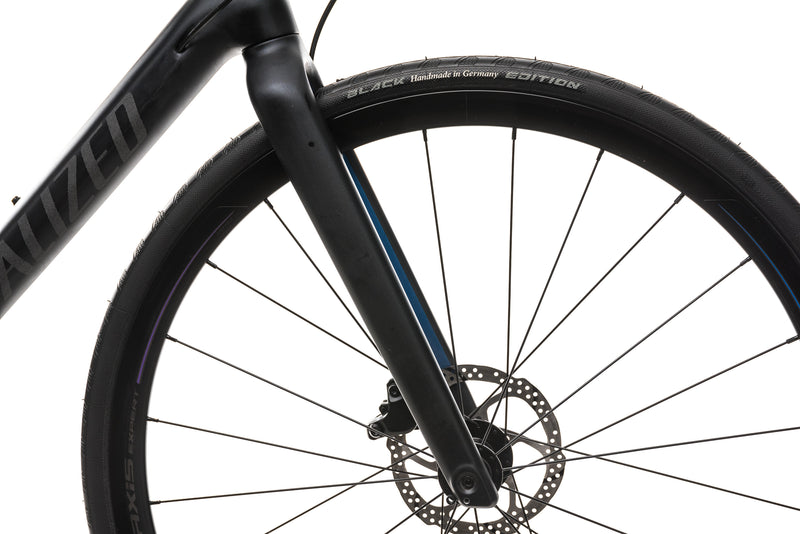 Specialized  Sirrus Expert Carbon Hybrid Bike - 2019, Medium drivetrain