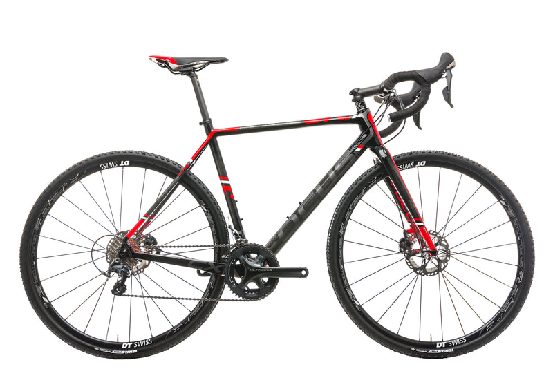 Focus Mares CX 1.0 Disc Cyclocross Bike - 2015, Medium drive side