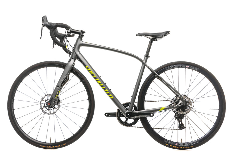 2016 Specialized Diverge Comp DSW X1 Gravel Bike - 2016, 56cm non-drive side