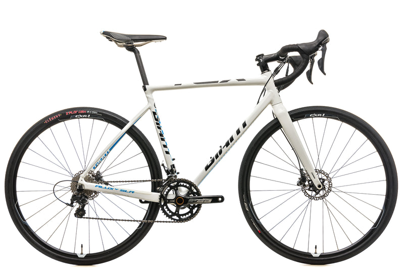 Giant TCX SLR 1 Cyclocross Bike - 2015, Medium drive side