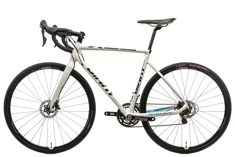 Giant TCX SLR 1 Cyclocross Bike - 2015, Medium non-drive side