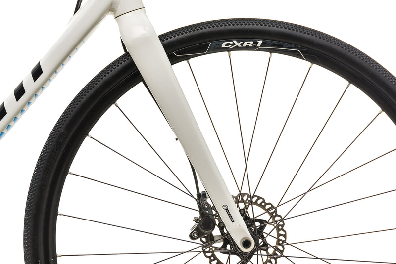 Giant TCX SLR 1 Cyclocross Bike - 2015, Medium front wheel