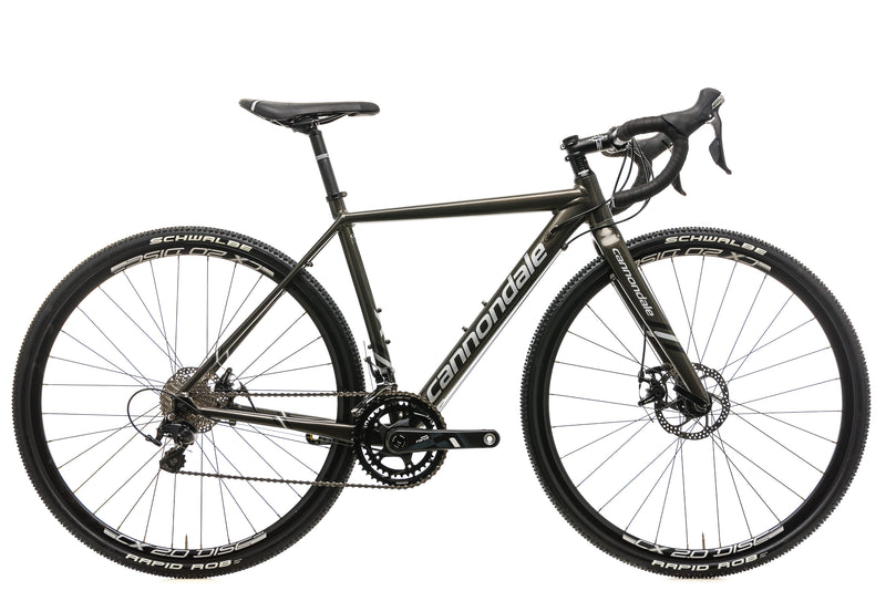 Cannondale CAADX Cyclocross Bike - 2017, 46cm drive side