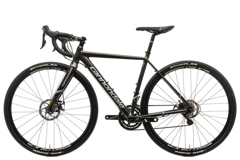 Cannondale CAADX Cyclocross Bike - 2017, 46cm non-drive side