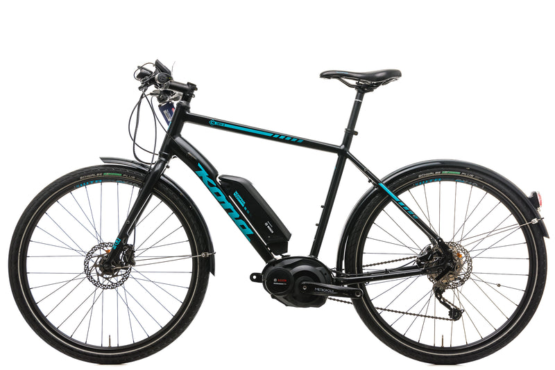 Kona Dew-E Electric Bike - 2018, 55cm non-drive side