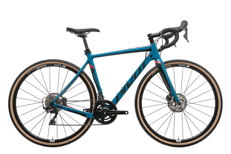 Pivot Vault Gravel Bike - 2020, Small drive side