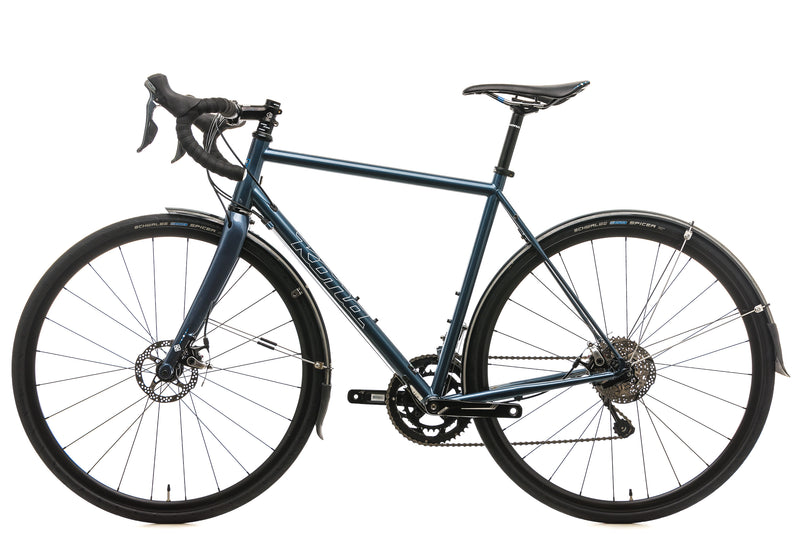 Kona Wheelhouse Road Bike - 2017, 54cm non-drive side