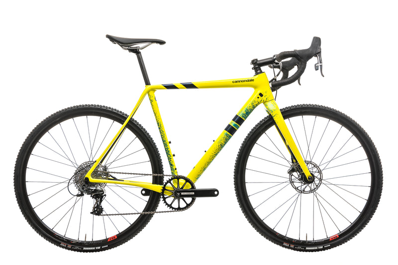 Cannondale SuperX Cyclocross Bike - 2020, 54cm drive side