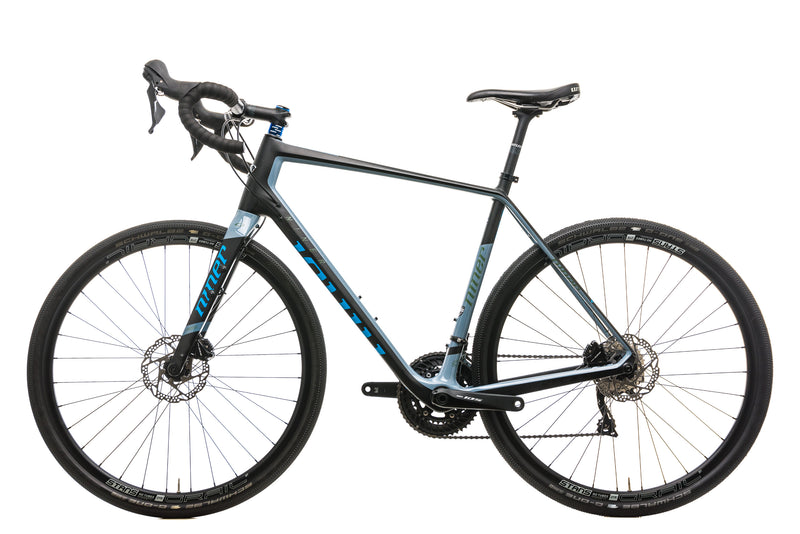 2019 Niner RLT 9 RDO 3-Star Gravel Bike - 2019, 59cm non-drive side