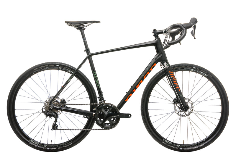 Niner RLT 9 RDO 3-Star Gravel Bike - 2019, 59cm drive side