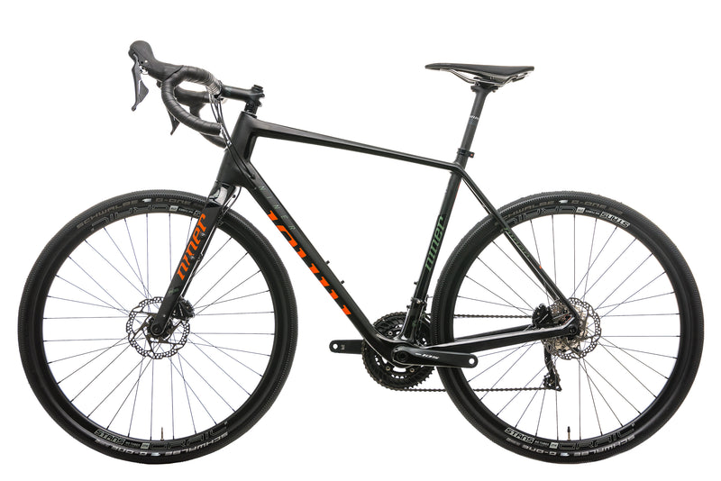 Niner RLT 9 RDO 3-Star Gravel Bike - 2019, 59cm non-drive side