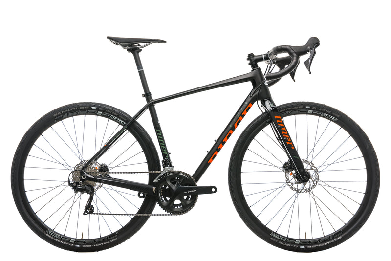 Niner RLT 9 RDO 3-Star Gravel Bike - 2019, 53cm drive side