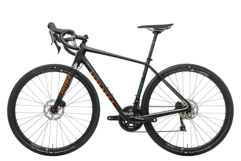 Niner RLT 9 RDO 3-Star Gravel Bike - 2019, 53cm non-drive side