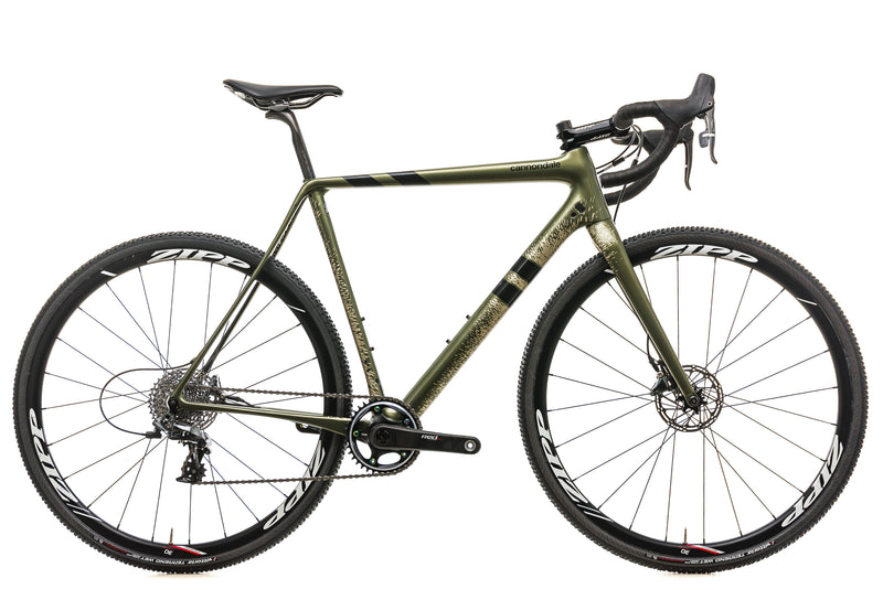 Cannondale SuperX Cyclocross Bike - 2020, 56cm drive side