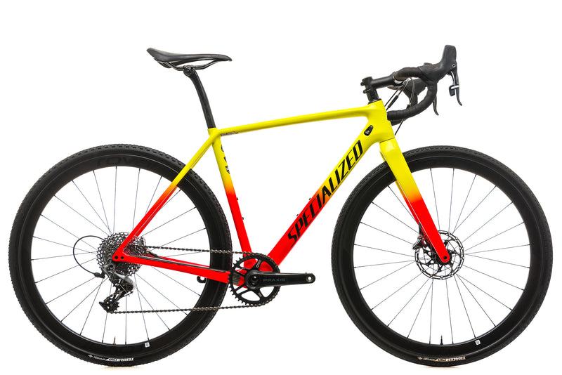 Specialized Crux Expert Cyclocross Bike - 2019, 52cm drive side