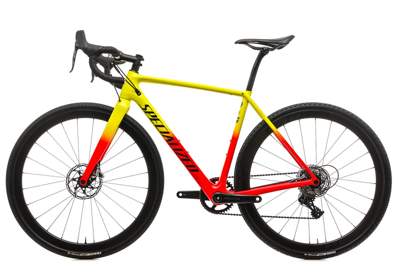 Specialized Crux Expert Cyclocross Bike - 2019, 52cm non-drive side
