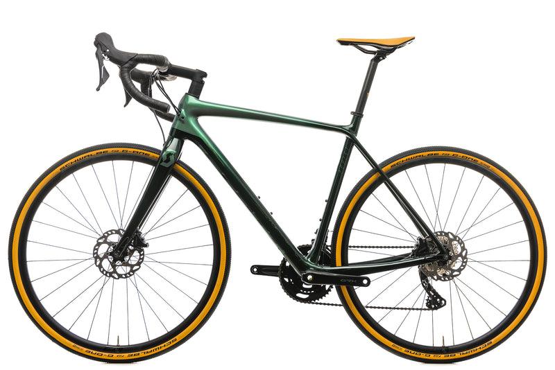 Scott Addict 30 Gravel Bike - 2020, Medium non-drive side