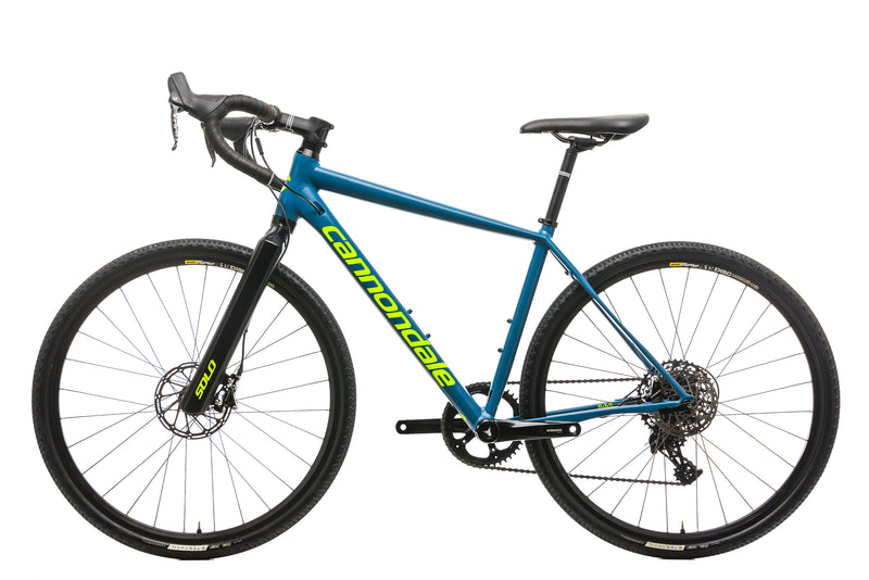 Cannondale Slate Apex 1 Gravel Bike - 2017, Medium non-drive side