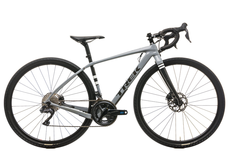 Trek Checkpoint SL 5 Gravel Bike - 2019, 49cm drive side