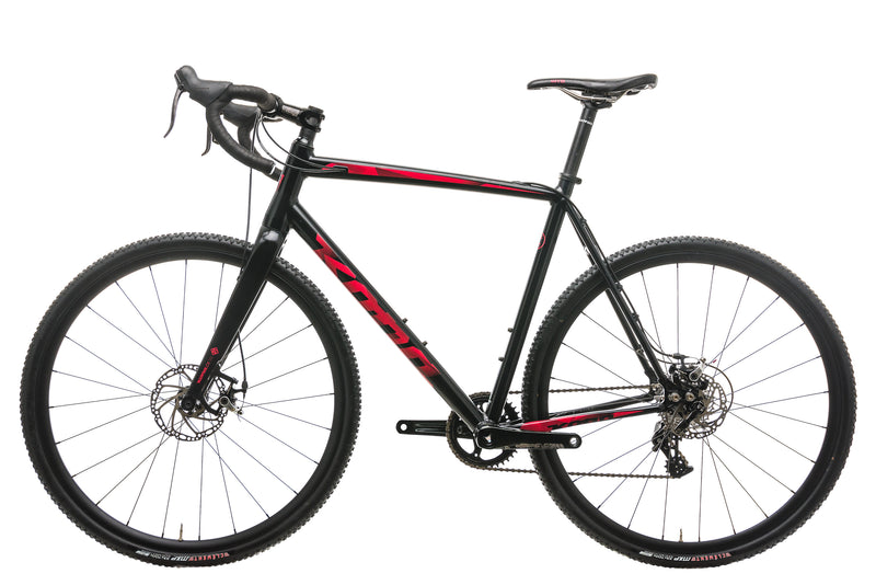 Kona Private Jake Cyclocross Bike - 2017, 57cm non-drive side