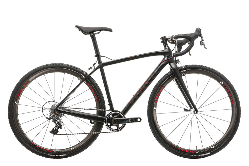 Trek Boone 9 Cyclocross Bike - 2015, 50cm drive side