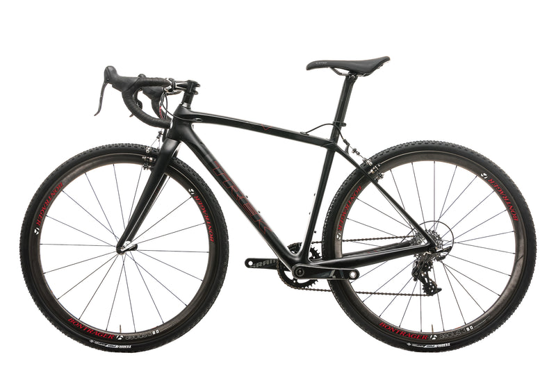 Trek Boone 9 Cyclocross Bike - 2015, 50cm non-drive side