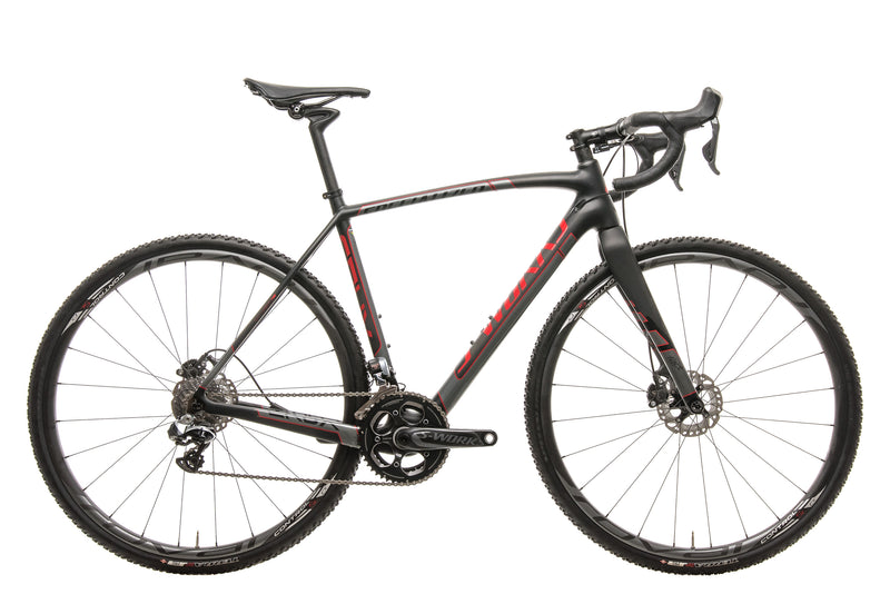 Specialized S-Works CruX Di2 Cyclocross Bike - 2015, 54cm drive side