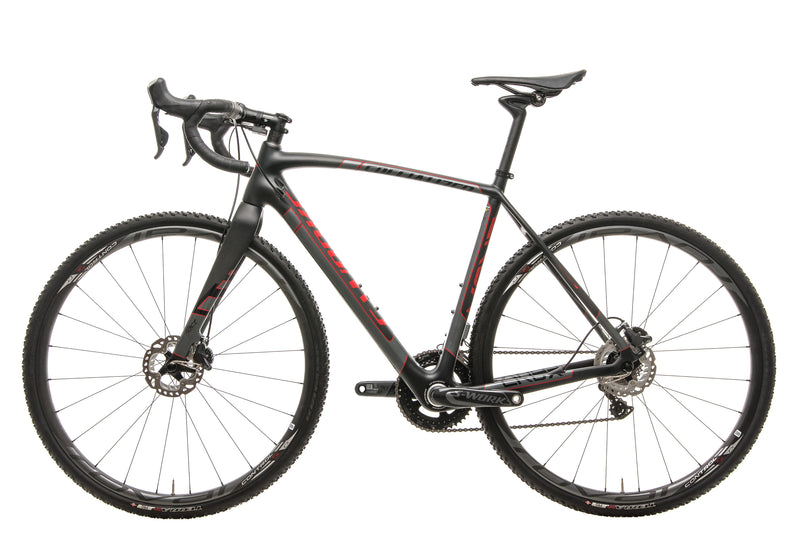 Specialized S-Works CruX Di2 Cyclocross Bike - 2015, 54cm non-drive side