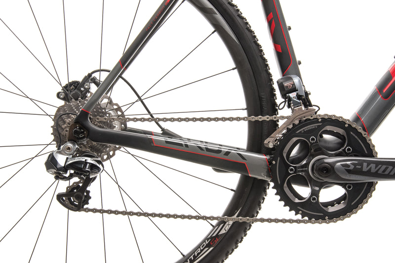 Specialized S-Works CruX Di2 Cyclocross Bike - 2015, 54cm drivetrain