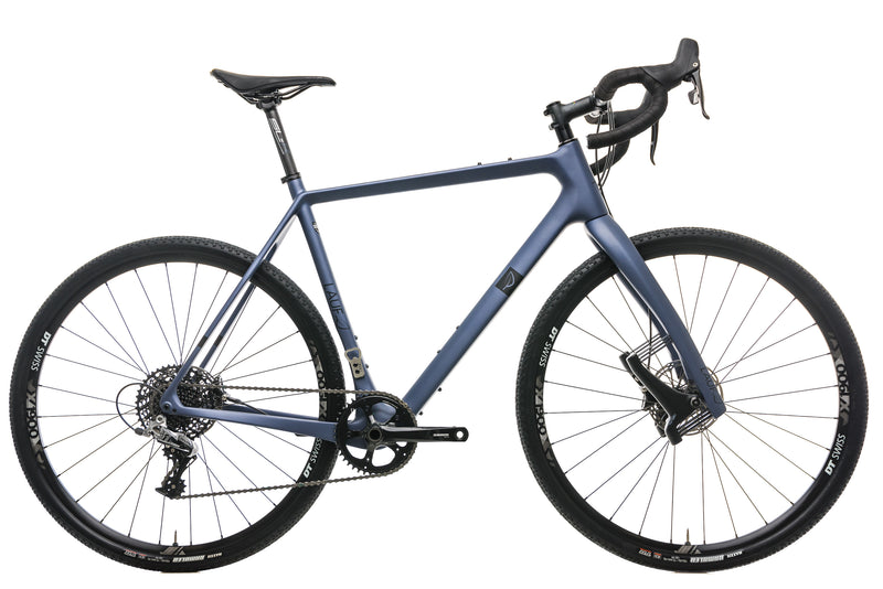 Lauf True Grit Gravel Bike - 2019, Large drive side