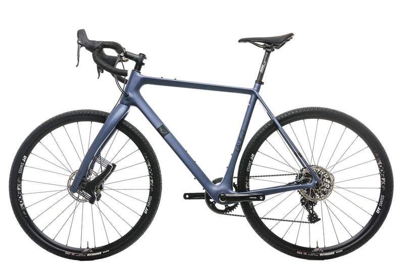 Lauf True Grit Gravel Bike - 2019, Large non-drive side