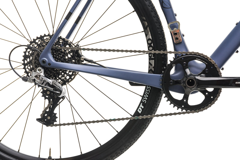 Lauf True Grit Gravel Bike - 2019, Large drivetrain