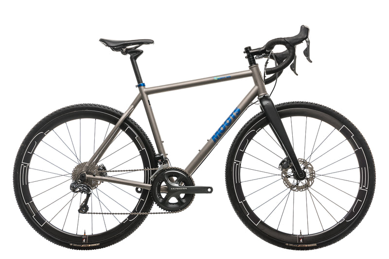 Moots Routt RSL Gravel Bike - 2017, 56cm drive side