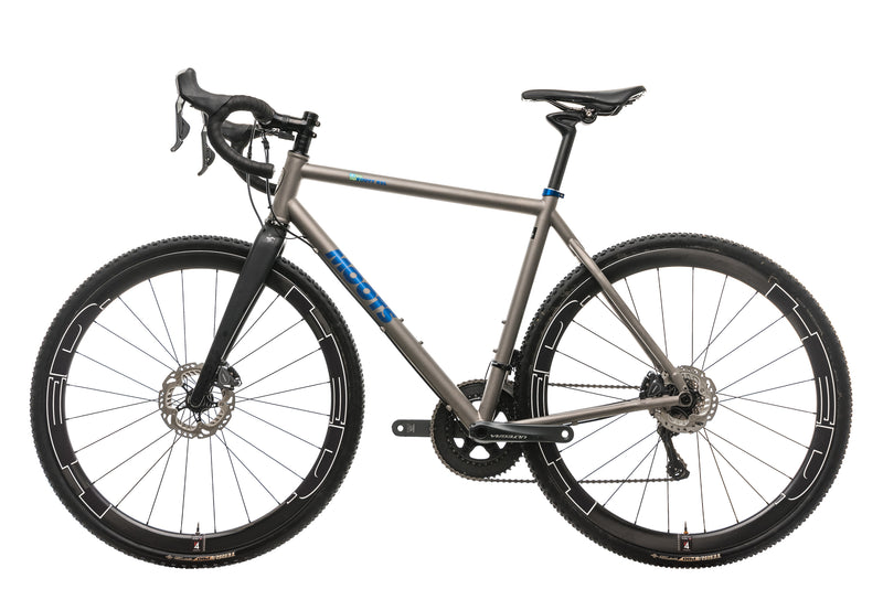 Moots Routt RSL Gravel Bike - 2017, 56cm non-drive side