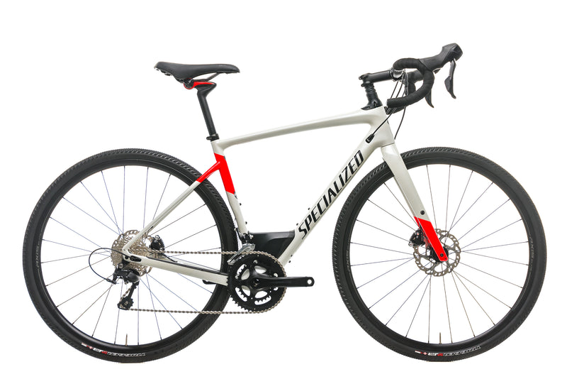 Specialized Diverge Comp Gravel Bike - 2018, 56cm drive side