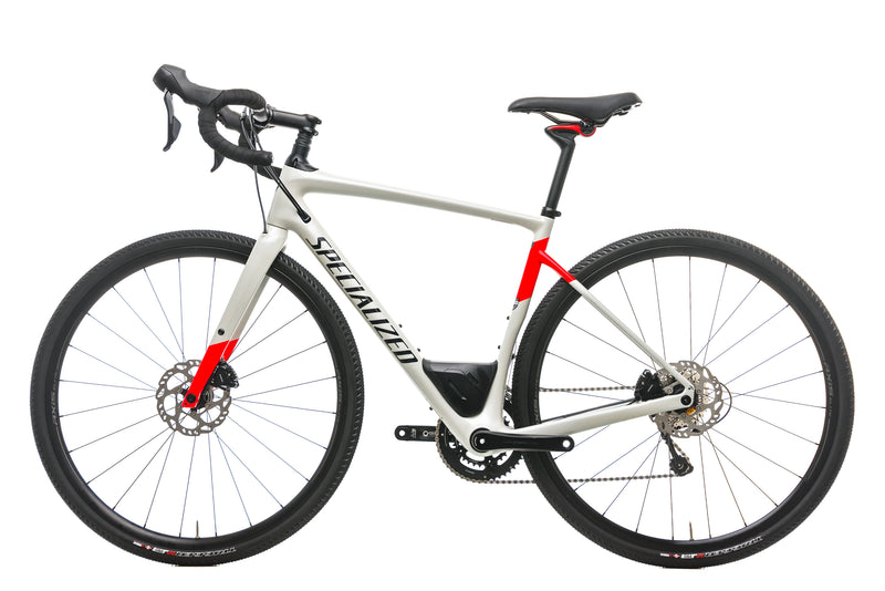 Specialized Diverge Comp Gravel Bike - 2018, 56cm non-drive side