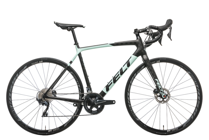 Felt F3X Cyclocross Bike - 2018, 55cm drive side
